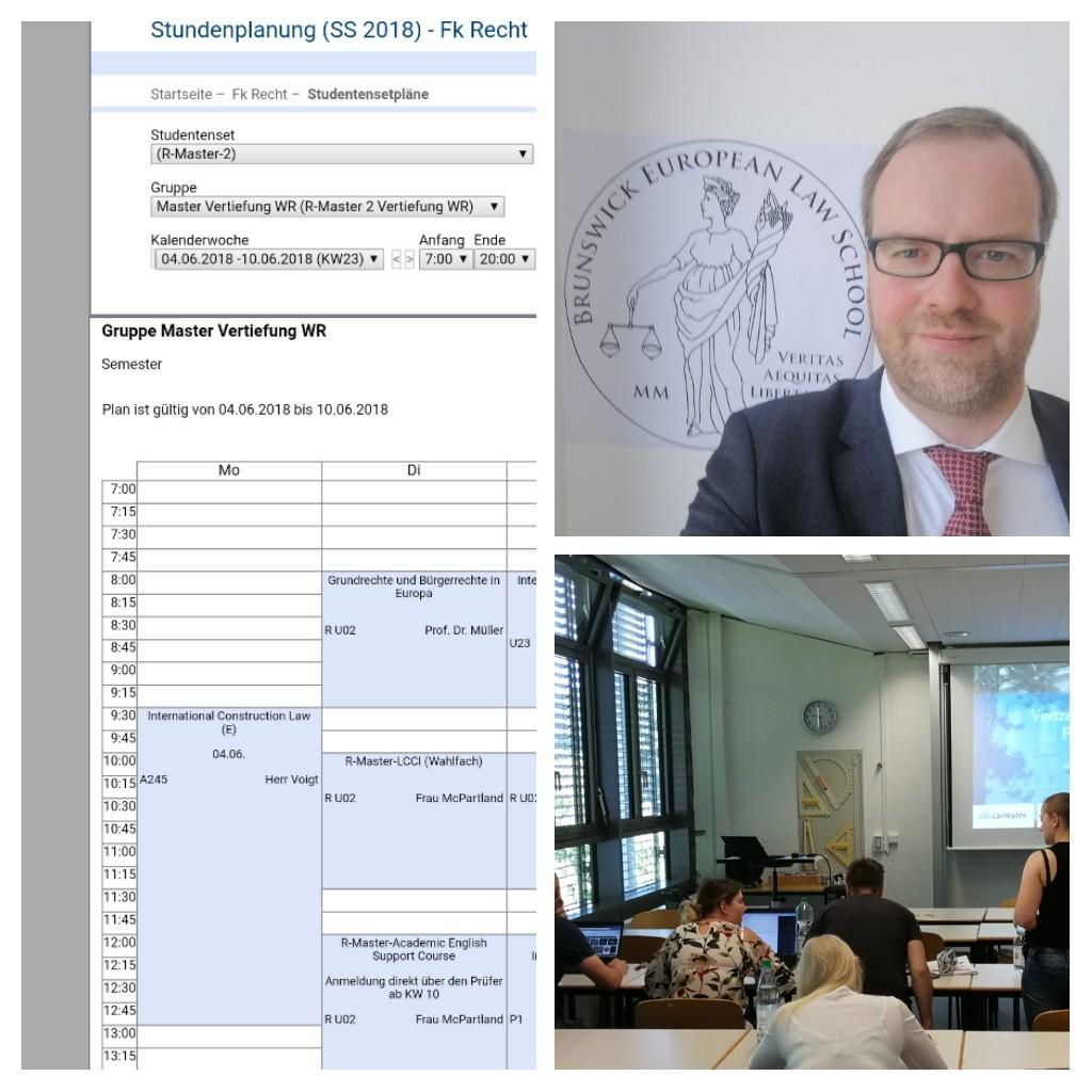 Tobias Voigt, Brunswick European Law School